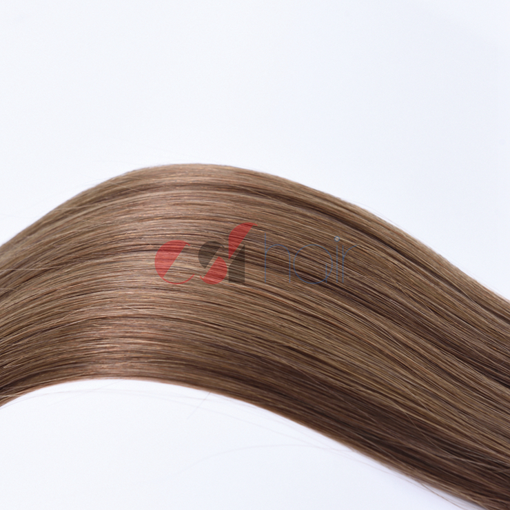 Tape in hair extension #8