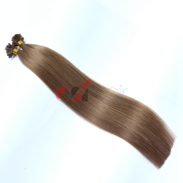Keratin tip hair extension #18