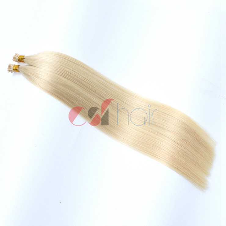 I tip hair extension #613