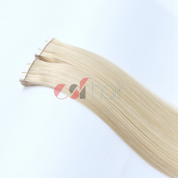 Tape in hair extension #613