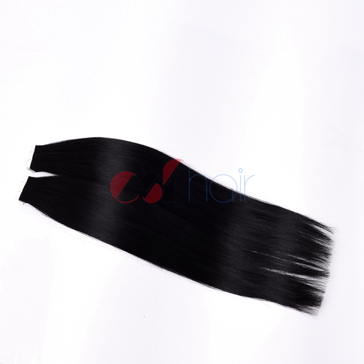 Tape in hair extension #1