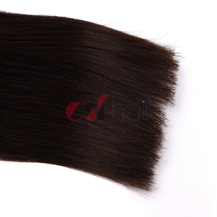Keratin tip hair extension #1B