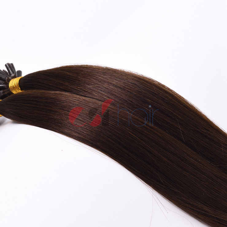 Keratin tip hair extension #2