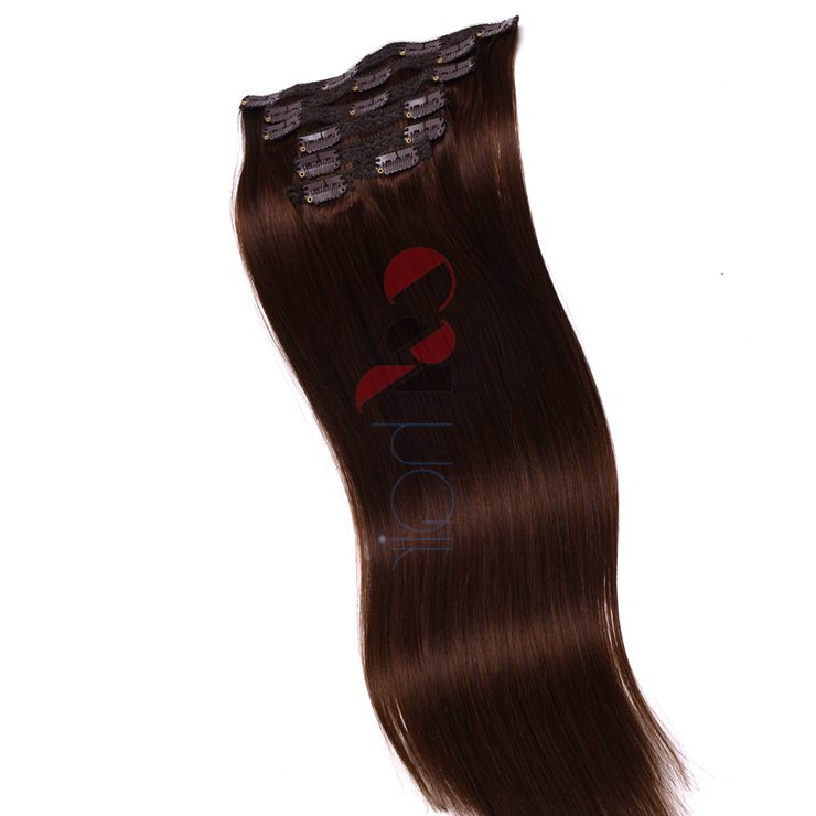 Clip in hair extension #4