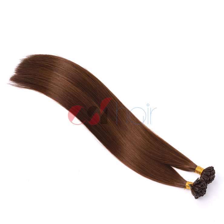Keratin tip hair extension #6