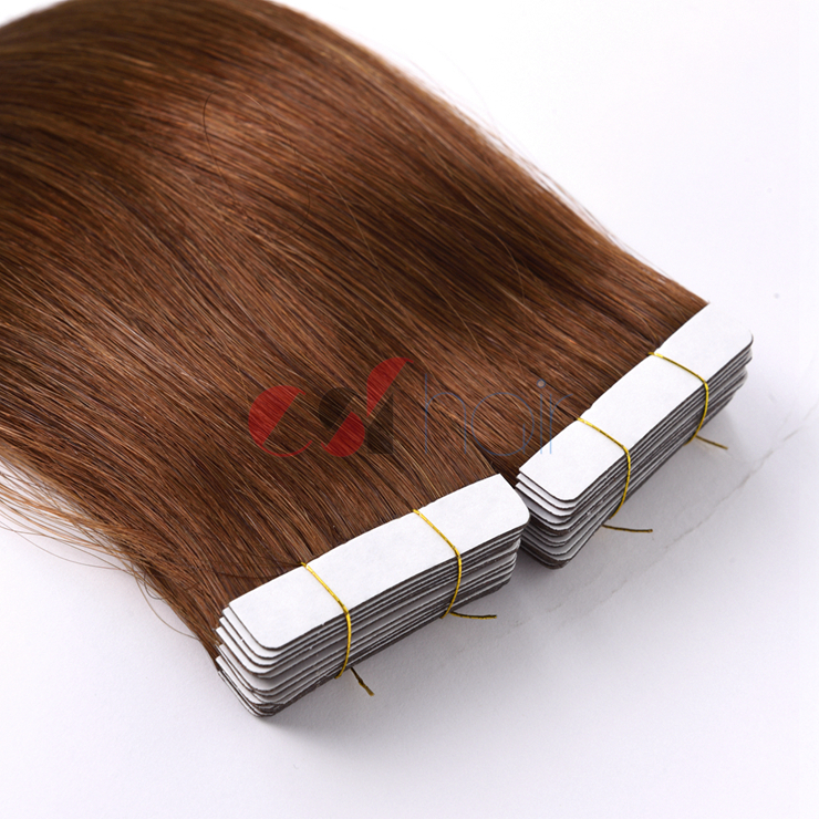 Tape in hair extension #6
