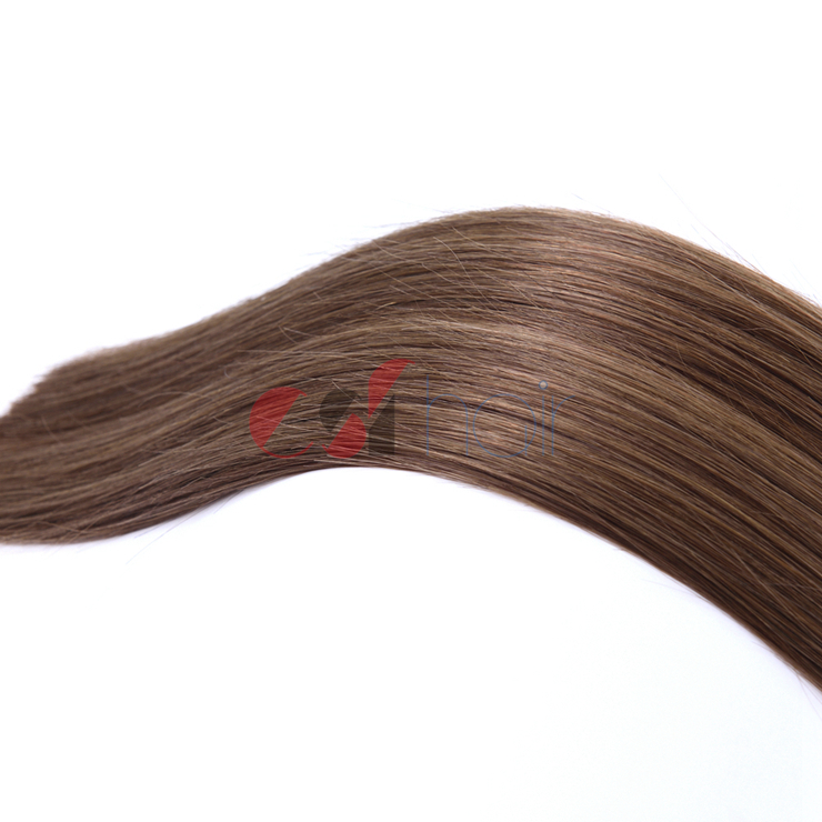 Keratin tip hair extension #8